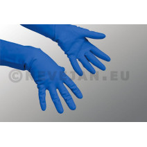 Vileda gants de ménage usage courant medium 1paire Multipurpose Bleu