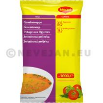 Nestlé Maggi potage aux légumes 6x1kg Distributeur Automatique