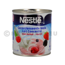 Nestlé lait concentré sucré 9% 397gr