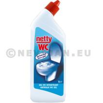 Netty Gel WC Detartrant 1L