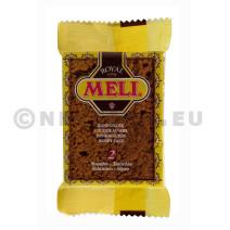 Meli pain d'epice - couque au miel 72x2pc emballé individuelle