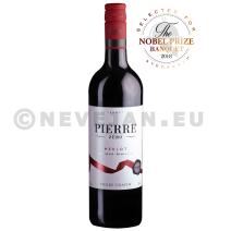 Pierre Zero Merlot Vin rouge sans alcool 75cl Domaines Pierre Chavin