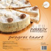 Parrein Progres taart natuur 12 porties Diepvries