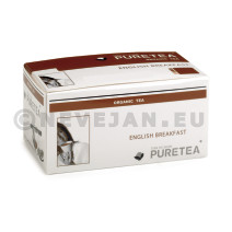 Pure tea English Breakfast 72pc Thé Biologique