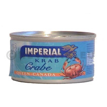 Imperial Crabe Queen Chili 210gr boite