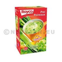 Royco Minute Soupe poireau 25pc Classic