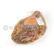 Serrano ham 12mnd v-cut alcaraz 1st 9.8kg