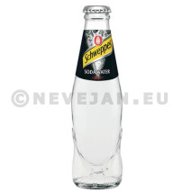 Schweppes Soda 24x20cl caisse