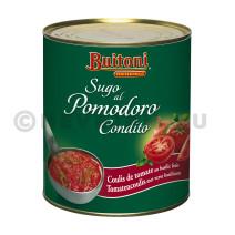Buitoni Tomato sauce Sugo di Pomodoro condito 2.5kg can