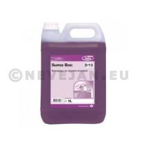 Suma Bac D10 5L nettoyant détergent désinfectant