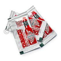 Tabasco sauce portion 3ml Mac Ilhenny