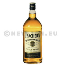 Teacher's 1l 40% scotch whisky
