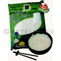 The Smiling Cook Riz blanc 2.5kg Pates Congelées D'Lis Food