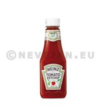 Heinz tomato ketchup 300ml 342gr knijpfles red bottle