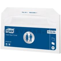 TORK couvre siège de toilette 20x250pc 750160