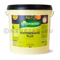 Vandemoortele Mayonnaise Mayoplus 9.46kg 10L seau