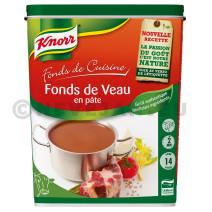 Knorr fond de veau en pate 1kg Fonds de Cuisine