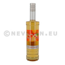 Vedrenne Creme de Peche de Vigne 70cl 15% Liqueur