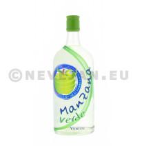 Vedrenne Manzana Verde 70cl 18% Liqueur de Pomme Verte