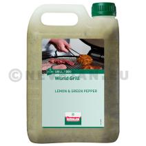 Verstegen World Grill Lemon & Green Pepper 2.5L Pure