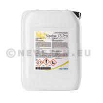 Virolux 45 Pro Nettoyant Desinfectant 20L Cid Lines Professionnel