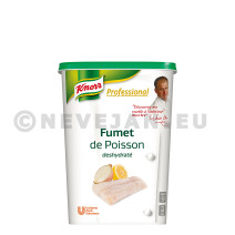 Knorr Professional Fumet de Poisson Deshydraté en Poudre 900gr Carte Blanche