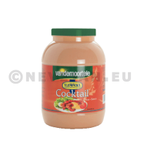 Sauce cocktail 3L PET Vleminckx