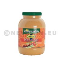 Sauce Hannibale 3L PET Vleminckx