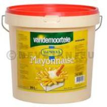 Vandemoortele Vleminckx Mayonnaise 10L seau