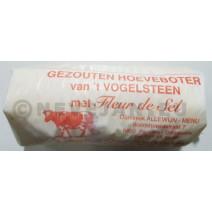 Beurre Fermier frais Sel de Mer 't Vogelsteen 250gr