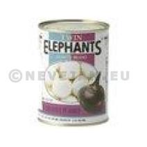 Liseron d'eau au naturel 540gr Deux Eléphants
