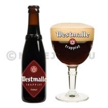 Westmalle double 7% 33cl Biere Trappist Belge