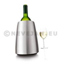 Rapid Ice Refroidisseur seau à vin RVS 1pc Vacu Vin