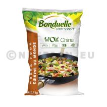 Melange de Legumes Wok China Mix 2.5kg Bonduelle Minute