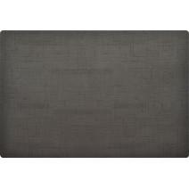 Duni Sets de table Silicone 30x45cm Noir 1pc