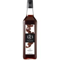 Routin 1883 Sirop Chocolat Noir 1L 0%