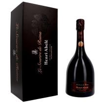 Champagne Henri Abelé Le Sourire de Reims Rosé 75cl Cuvee Prestige (Champagne)