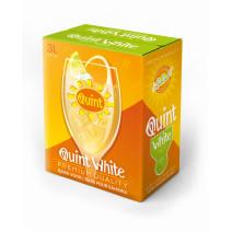 Sangria Quint blanc 3L 15% Bag in Box (Sangria)