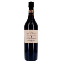 Pineau des Charentes Chateau de Beaulon rouge 5 ans d'age 75cl (Pineau de charentes)