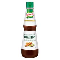 Knorr Bouillon Liquide Concentré de Legumes 1L Professional