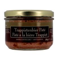 Paté à la Bière Trappist De Veurn'Ambachtse 180gr bocal