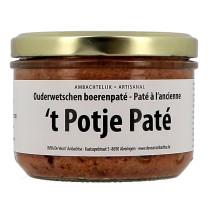 Paté a l'ancienne 180gr Veurn Ambachtse bocal