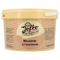 Jefke Moutarde a l'ancienne avec grains 2.5kg seau - sauce