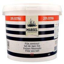 Marsel Sel de Mer Fin 6kg seau