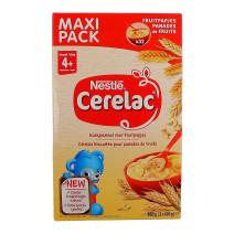Cerelac céréale biscuitée 800gr Nestlé