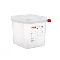 Araven Boite Hermetique Plastique Alimentaire 2.6L ref A3025