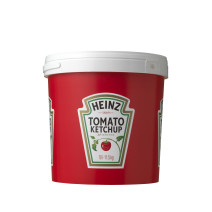 Heinz tomato ketchup 10L seau
