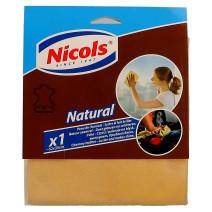 Peau de Chamois Naturelle 1pc Nicols