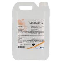 Kenosept Gel Hydroalcoolique 5L désinfectant pour mains Cid Lines (Handafwasproducten)