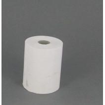 Bobine pour Caisse Enregistreuse 80x80x12 blanc 50pc